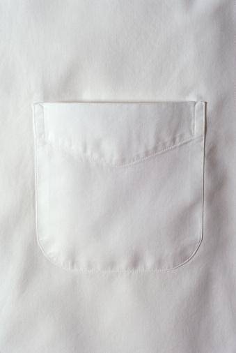 Pocket「White shirt pocket」:スマホ壁紙(2)