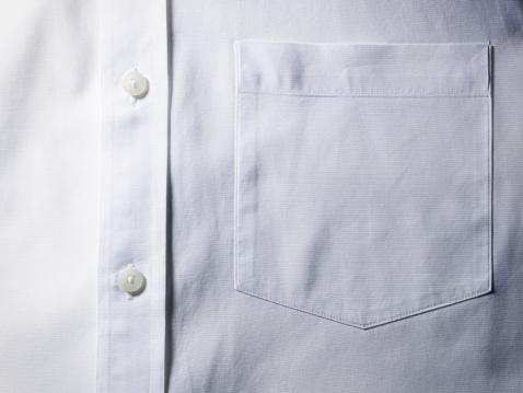 ボタン「White shirt pocket detail.」:スマホ壁紙(12)