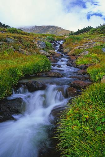 Arapaho National Forest「landscape mountain waterfall creek」:スマホ壁紙(5)