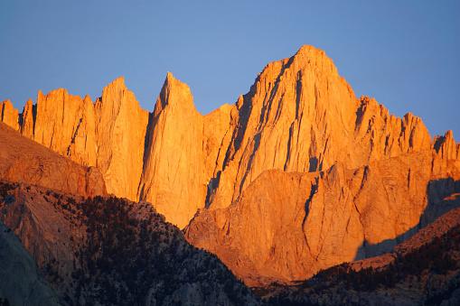 インヨー国有林「風景山の日の出」:スマホ壁紙(0)