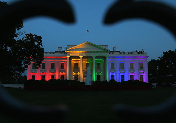 Washington DC「Supreme Court Rules In Favor Of Gay Marriage」:写真・画像(2)[壁紙.com]