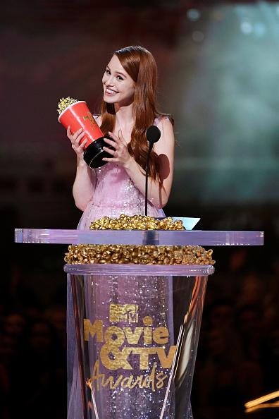 Madelaine Petsch「2018 MTV Movie And TV Awards - Show」:写真・画像(18)[壁紙.com]