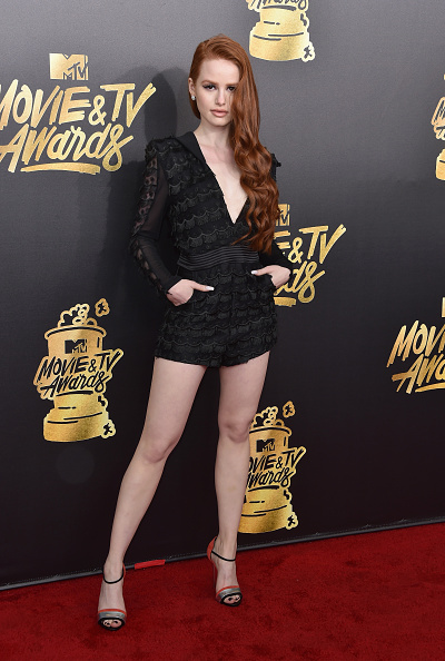 Madelaine Petsch「2017 MTV Movie And TV Awards - Arrivals」:写真・画像(12)[壁紙.com]