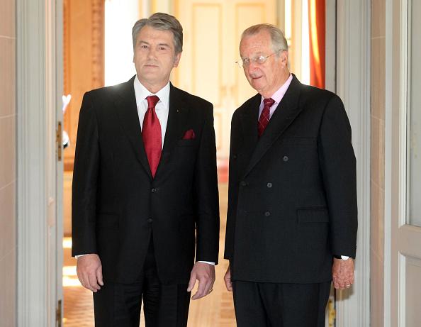Royal Palace of Laeken「Ukraine President Viktor Yushchenko meets King Albert of Belgium」:写真・画像(19)[壁紙.com]