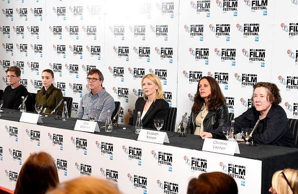 """Carol - 2015 Film「""""Carol"""" - Press Conference - BFI London Film Festival」:写真・画像(8)[壁紙.com]"""