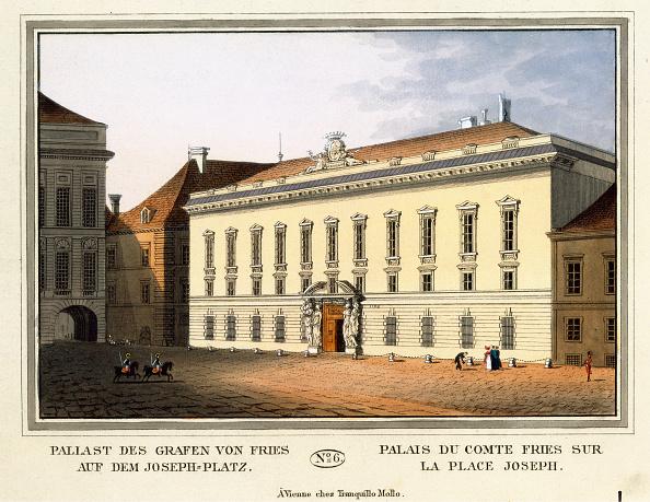 1820-1829「Palace Of Count Fries」:写真・画像(13)[壁紙.com]