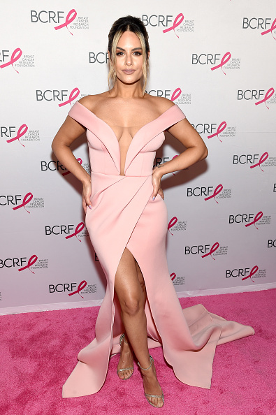 Breast「Breast Cancer Research Foundation Hosts Hot Pink Party - Arrivals」:写真・画像(10)[壁紙.com]
