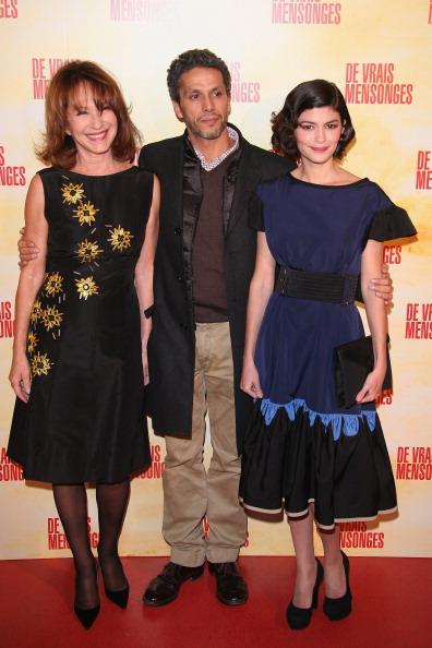 Sami Bouajila「'De Vrais Mensonges' - Paris Premiere」:写真・画像(8)[壁紙.com]
