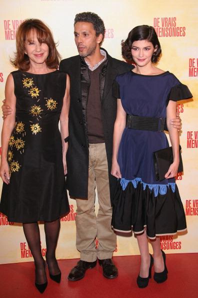 Audrey Tautou「'De Vrais Mensonges' - Paris Premiere」:写真・画像(17)[壁紙.com]