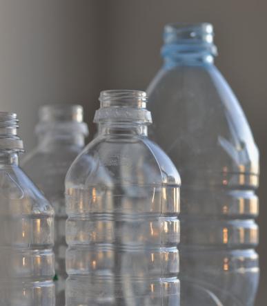 Efficiency「Empty water bottles」:スマホ壁紙(19)