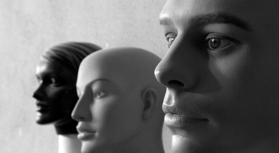 ファッションモデル「雄および雌 Mannequins」:スマホ壁紙(5)