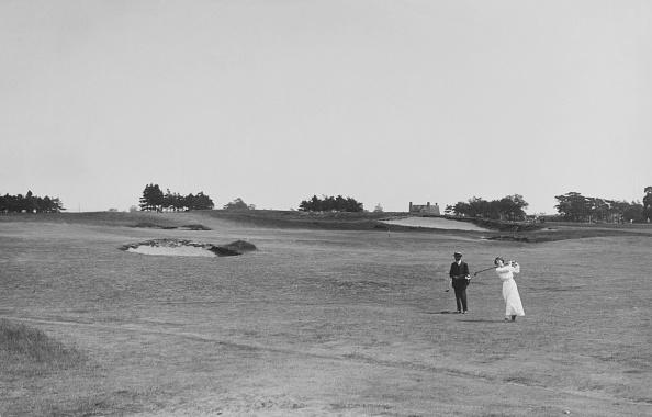 Sand Trap「Ganton Golf Club」:写真・画像(2)[壁紙.com]