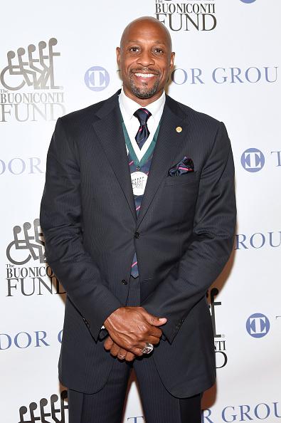 アロンゾ モーニング「32nd Annual Great Sports Legends Dinner To Benefit The Miami Project/Buoniconti Fund To Cure Paralysis - Arrivals」:写真・画像(18)[壁紙.com]