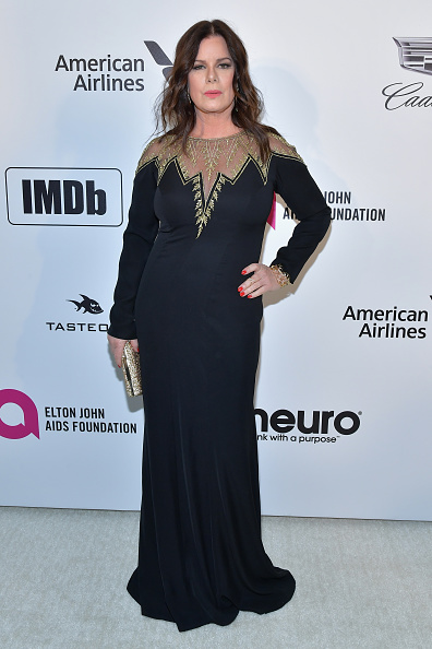 Gold Purse「27th Annual Elton John AIDS Foundation Academy Awards Viewing Party Celebrating EJAF And The 91st Academy Awards - Arrivals」:写真・画像(1)[壁紙.com]