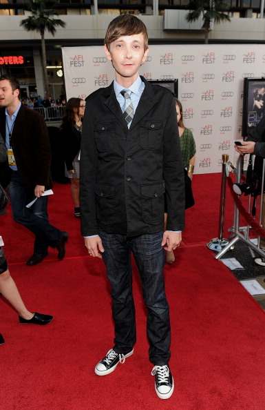 "Frazer Harrison「AFI FEST 2010 Presented By Audi - ""Amigo"" Screening - Red Carpet」:写真・画像(0)[壁紙.com]"