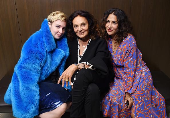 Diane von Fürstenberg - Fashion Designer「Daily Front Row's Fashion Media Awards - Inside」:写真・画像(16)[壁紙.com]