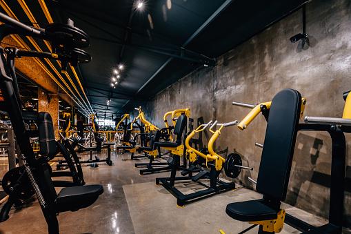 Health Club「Modern and Big Gym」:スマホ壁紙(16)