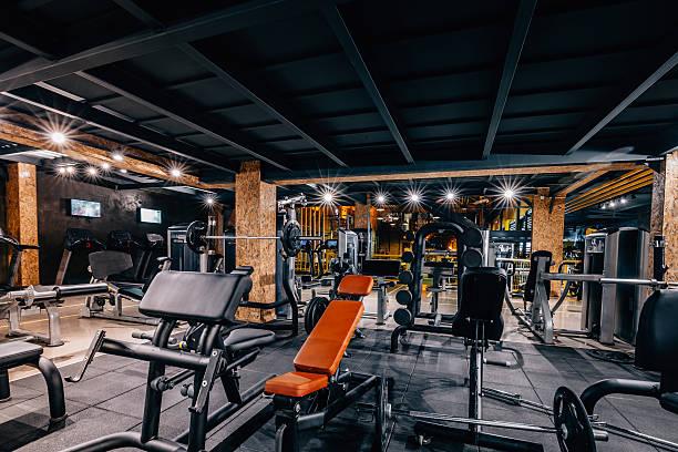 Modern and Big Gym:スマホ壁紙(壁紙.com)