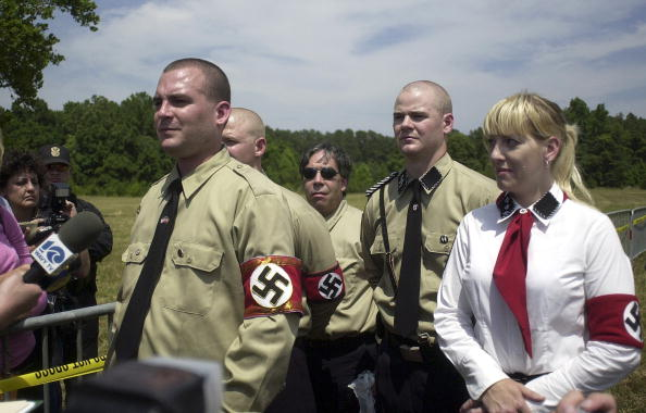 Socialist Party「Neo-Nazi Groups Hold Rally At Historic Battlefield」:写真・画像(3)[壁紙.com]