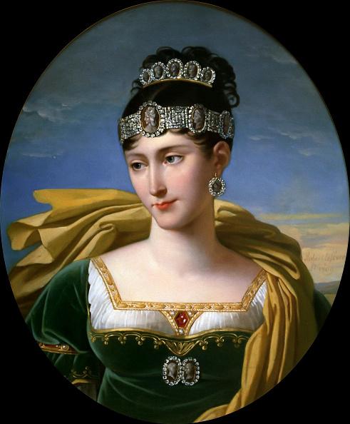 Painting - Activity「Pauline Bonaparte」:写真・画像(6)[壁紙.com]