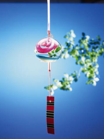 Spaghetti Straps「A Japanese wind bell, Close Up」:スマホ壁紙(2)