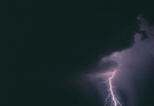 雷「USA, New Mexico, lightning bolt, night」:スマホ壁紙(10)