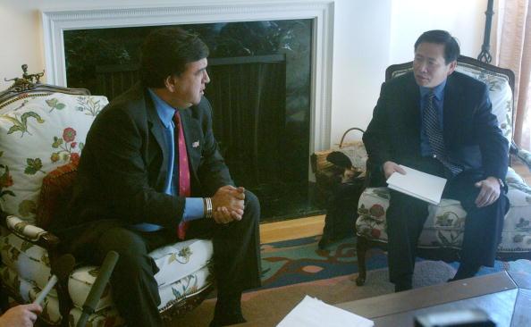 Rick Scibelli「NM Governor Richardson Meets With North Korean Envoys 」:写真・画像(6)[壁紙.com]