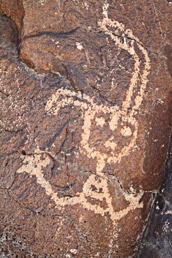 Basalt「New Mexico petroglyph」:スマホ壁紙(3)