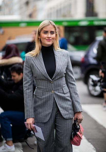 ストリートスナップ「Ermanno Scervino - Street Style - Milan Fashion Week 2019」:写真・画像(15)[壁紙.com]