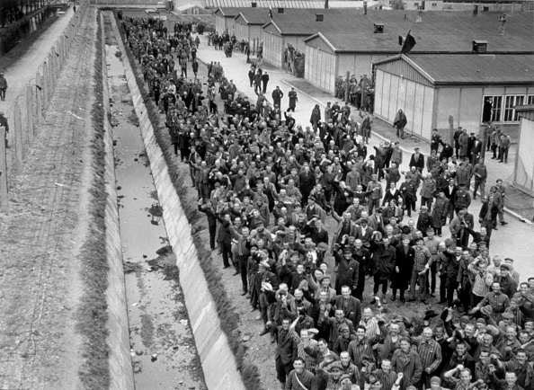 Concentration Camp「A Welcoming Sight」:写真・画像(5)[壁紙.com]