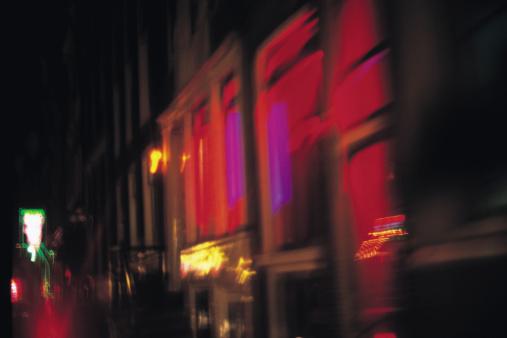 Amsterdam「red light district」:スマホ壁紙(9)