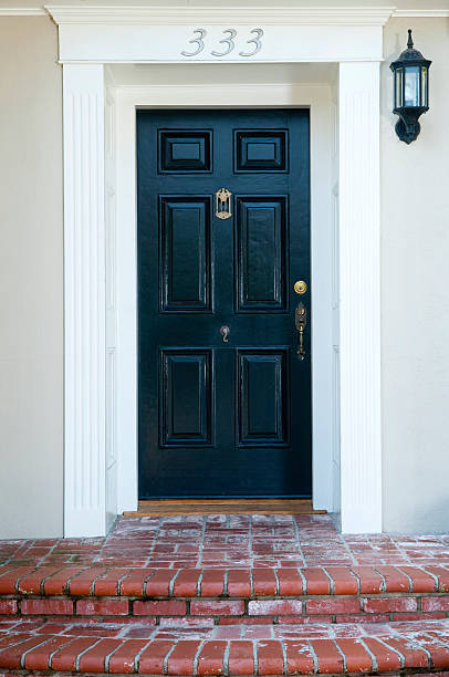 Entrance With Front Door:スマホ壁紙(壁紙.com)