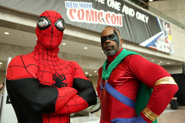 Cosplay「New York Comic Con 2013 - Day 1」:写真・画像(15)[壁紙.com]