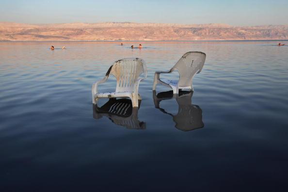 Surface Level「Dead Sea Finalist In New Seven Natural Wonders Contest」:写真・画像(16)[壁紙.com]