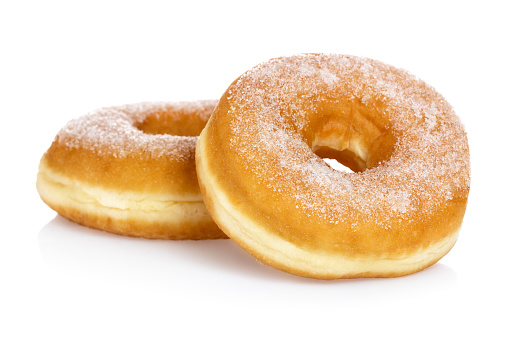Sweet Food「Sugar Donuts」:スマホ壁紙(11)