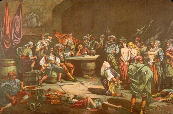 Prisoner「Sir Henry Morgan Captures Panama」:写真・画像(2)[壁紙.com]