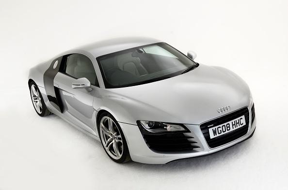 Northern European Descent「2008 Audi R8」:写真・画像(1)[壁紙.com]