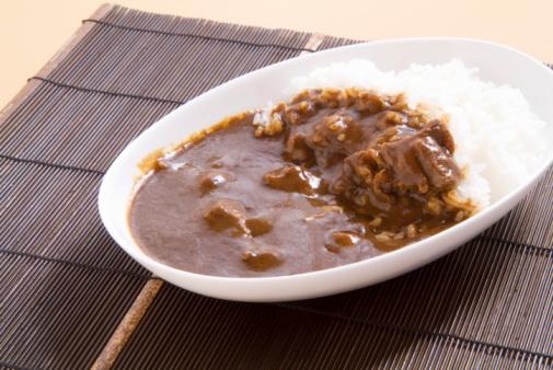 牛「Beef curry」:スマホ壁紙(11)