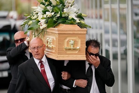 ヒューマンインタレスト「The Funeral Of Entertainer Barry Chuckle Takes Place In Rotherham」:写真・画像(18)[壁紙.com]