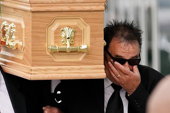 ヒューマンインタレスト「The Funeral Of Entertainer Barry Chuckle Takes Place In Rotherham」:写真・画像(17)[壁紙.com]