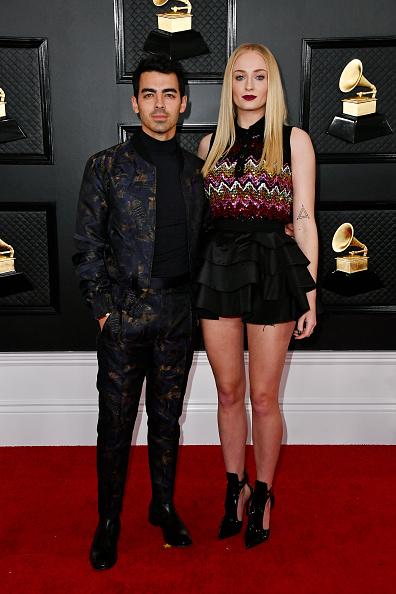 Grammy Awards「62nd Annual GRAMMY Awards – Arrivals」:写真・画像(12)[壁紙.com]