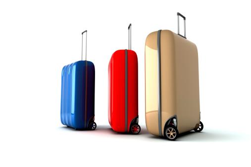 旅行「エレガントな手荷物」:スマホ壁紙(13)