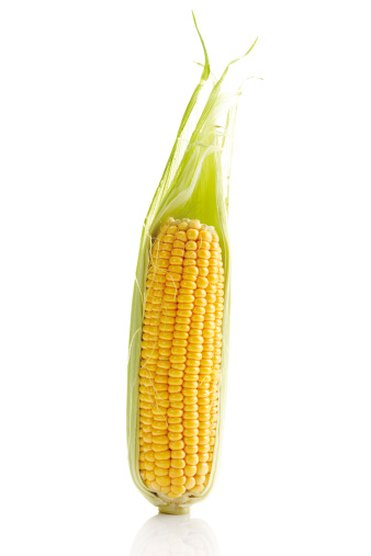 Corn「Fresh corn cob, close-up」:スマホ壁紙(17)
