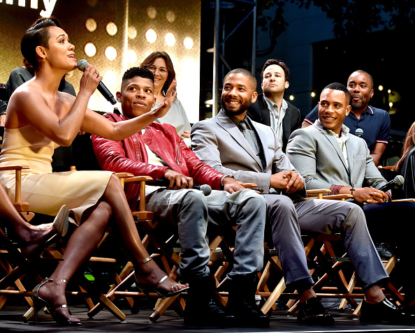 "Empire「Television Academy Event For ""Empire"" - A Performance Under The Stars At The Grove」:写真・画像(6)[壁紙.com]"