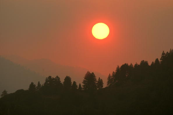 Global「The Station Wild Fire Spreads To Over 100,000 Acres North Of Los Angeles」:写真・画像(3)[壁紙.com]
