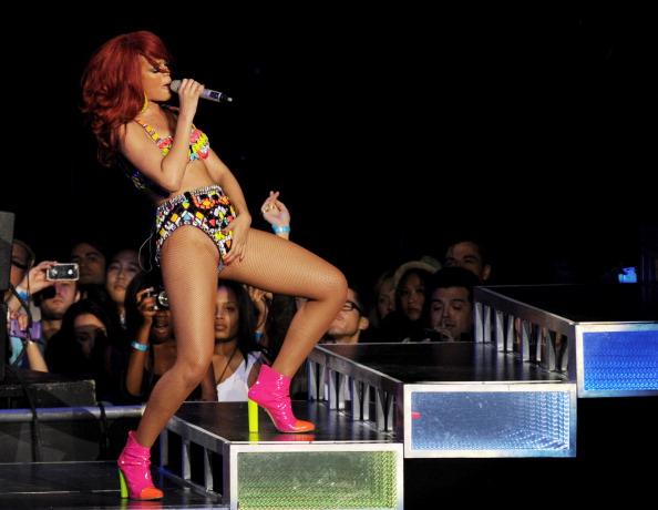 Panties「Rihanna Performs At Staples Center」:写真・画像(18)[壁紙.com]