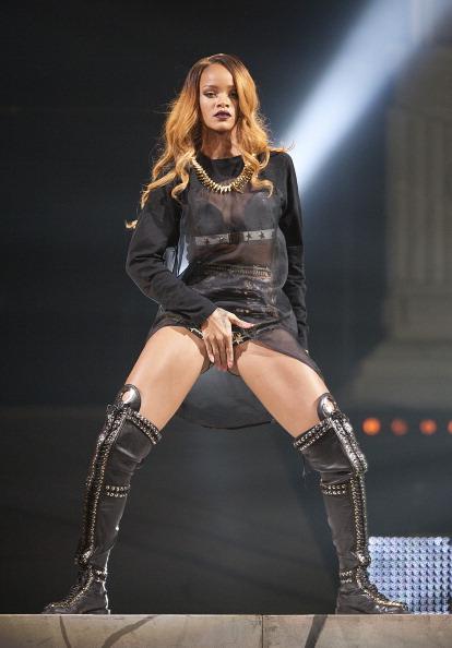 "Gripping「Rihanna's ""Diamonds"" World Tour - New York, NY」:写真・画像(6)[壁紙.com]"