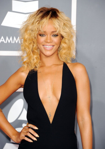 Bangs「The 54th Annual GRAMMY Awards - Arrivals」:写真・画像(19)[壁紙.com]