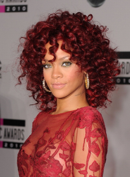 Redhead「2010 American Music Awards - Arrivals」:写真・画像(3)[壁紙.com]