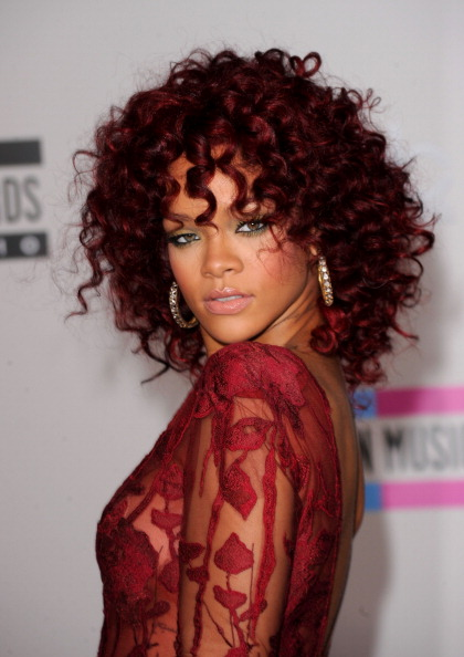 Redhead「2010 American Music Awards - Arrivals」:写真・画像(7)[壁紙.com]